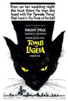 Ver película La tumba de Ligeia