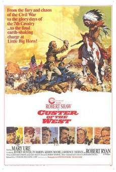 Custer of the West on-line gratuito