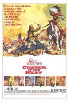 Ver película La última aventura del general Custer