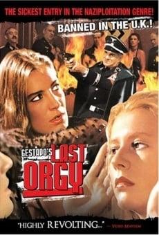 La última orgía de la Gestapo online gratis