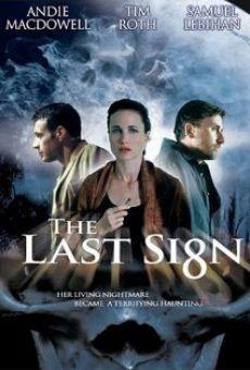 Ver película La última señal