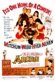 Ver película La última vez que vi a Archie