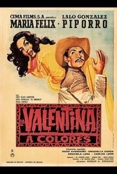 Ver película La Valentina