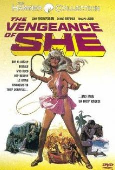 the vengeance of she 1968 film en fran ais cast et bande annonce. Black Bedroom Furniture Sets. Home Design Ideas