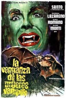 Ver película La venganza de las mujeres vampiro