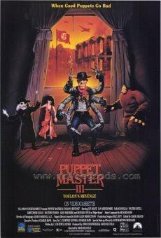 Puppet Master III: Toulon's Revenge en ligne gratuit