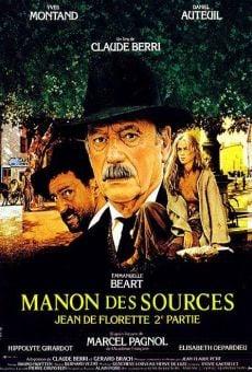 Manon des sources: Jean de Florette 2e partie en ligne gratuit