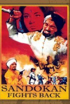 Ver película La venganza de Sandokan