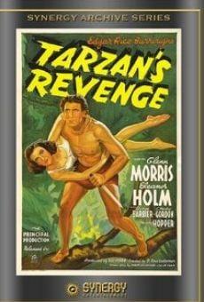 Ver película La venganza de Tarzán
