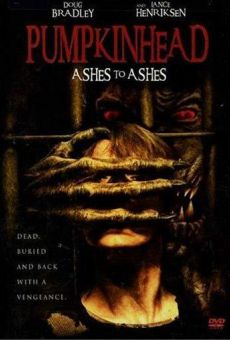 Pumpkinhead 3: Ashes to Ashes online
