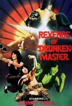 Ver película La venganza del maestro borracho