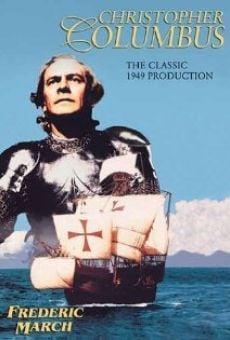 Ver película La verdadera historia de Cristobal Colón