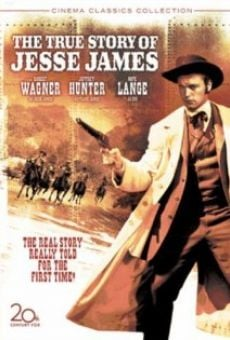 The True Story of Jesse James on-line gratuito