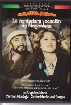 Ver película La verdadera vocación de Magdalena