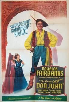 La dernière aventure de Don Juan