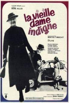 la vieille dame indigne 1965 film en fran ais. Black Bedroom Furniture Sets. Home Design Ideas
