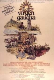 Ver película La virgen gaucha
