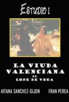 Estudio 1: La viuda valenciana online free
