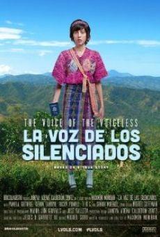La voz de los silenciados online free