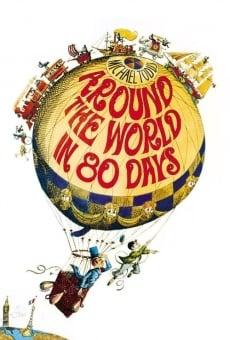 La vuelta al mundo en 80 días online