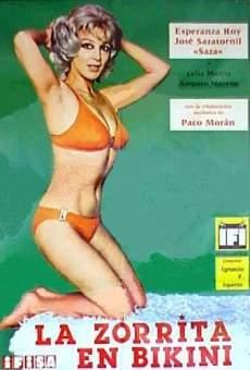 La zorrita en bikini on-line gratuito