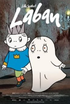 Lilla spöket Laban en ligne gratuit