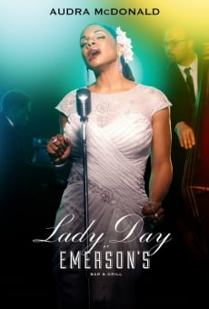 Ver película Lady Day at Emerson's Bar & Grill