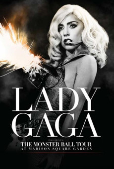 Ver película Lady Gaga Presents: The Monster Ball Tour at Madison Square Garden