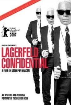 Lagerfeld Confidential on-line gratuito