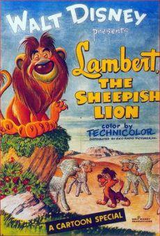 Ver película Lambert, el león cordero