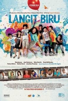Ver película Langit Biru