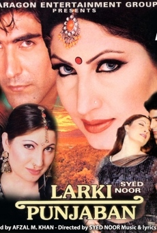 Larki Punjaban on-line gratuito