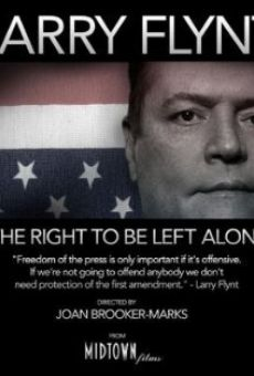 Ver película Larry Flynt: The Right to Be Left Alone