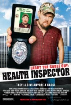 Ver película Larry the Cable Guy: Health Inspector