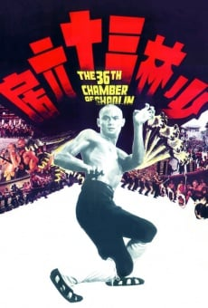Ver película Las 36 cámaras de Shaolin