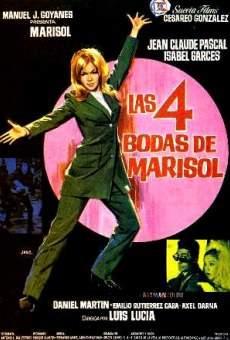 Ver película Las 4 bodas de Marisol