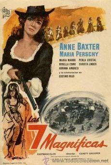 Ver película Las 7 magníficas