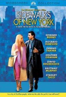 Ver película Las aceras de Nueva York