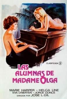 Ver película Las alumnas de madame Olga