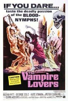 Las amantes del vampiro online gratis