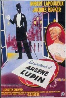 Ver película Las aventuras de Arsenio Lupin