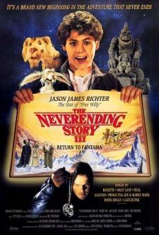 The NeverEnding Story III - Escape From Fantasia en ligne gratuit