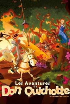 Ver película Las aventuras de Don Quijote