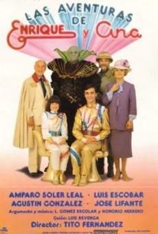 Ver película Las aventuras de Enrique y Ana