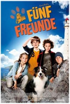 Watch Fünf Freunde (Five Friends) online stream