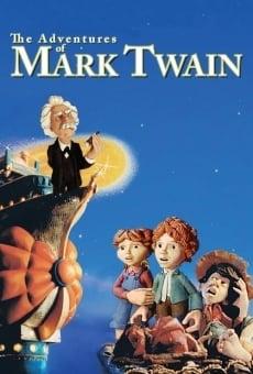 Las aventuras de Mark Twain online