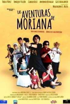 Ver película Las aventuras de Moriana