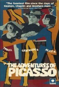 Ver película Las aventuras de Picasso