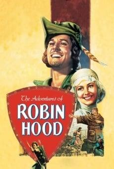 Las aventuras de Robin Hood online gratis