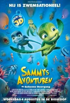 Las aventuras de Sammy online streaming
